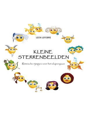 cover image of Kleine sterrenbeelden