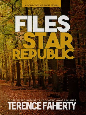 cover image of Files of the Star Republic