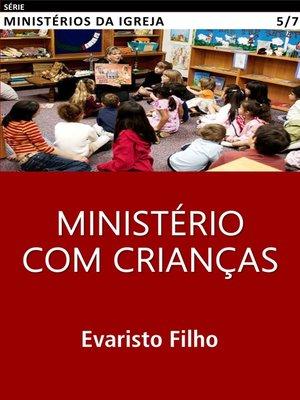 cover image of Ministério com Crianças