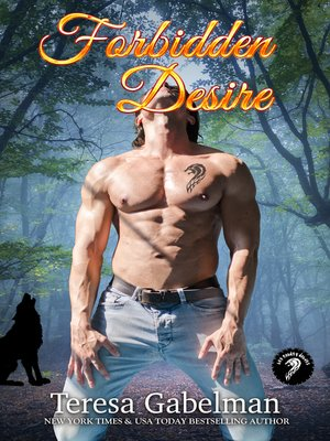 cover image of Forbidden Desire (Lee County Wolves) Book #3