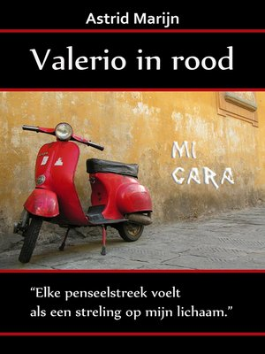 cover image of Valerio in rood