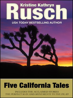 cover image of Five California Tales