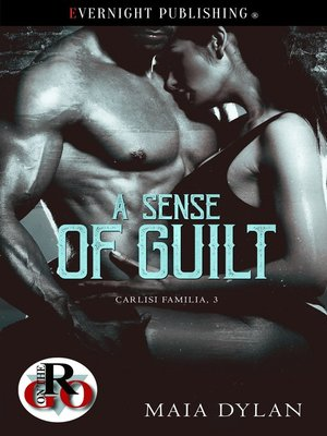 cover image of A Sense of Guilt