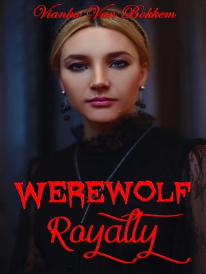 cover image of Werewolf Royalty