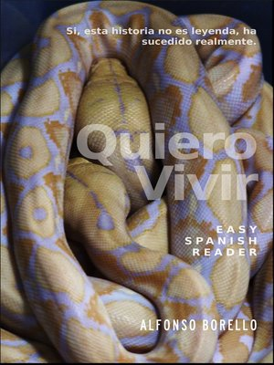 cover image of Easy Spanish Reader