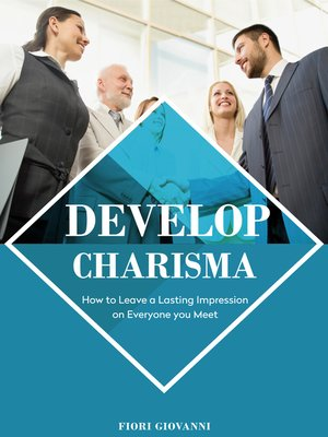cover image of Develop Charisma