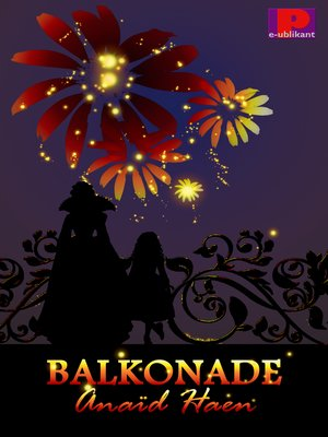 cover image of Balkonade