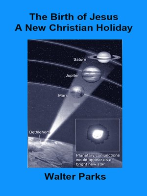 cover image of The Birth of Jesus, a New Christian Holiday