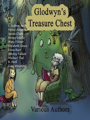 cover image of Glodwyn's Treasure Chest