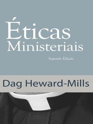 cover image of Éticas Ministeriais (Segunda Edição)
