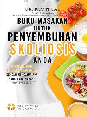 cover image of Buku Masakan untuk Penyembuhan Skoliosis Anda
