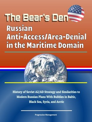 cover image of The Bear's Den
