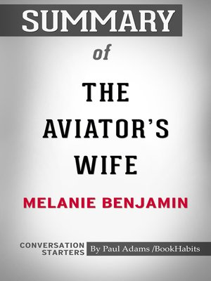 cover image of Summary of the Aviator's Wife