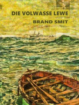 cover image of Die Volwasse Lewe