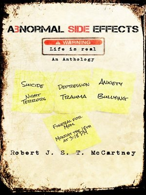 cover image of Abnormal Side Effects