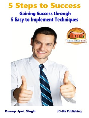 cover image of 5 Steps to Success