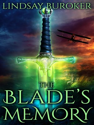 cover image of The Blade's Memory (Dragon Blood, Book 5)