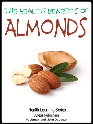 cover image of Health Benefits of Almonds
