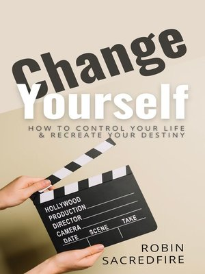 cover image of Change Yourself