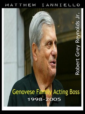 cover image of Matthew Ianniello Genovese Family Acting Boss