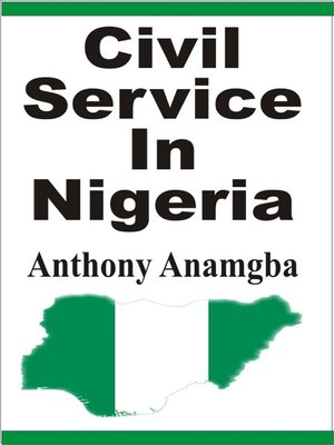 cover image of Civil Service in Nigeria