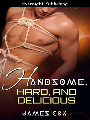 cover image of Handsome, Hard, and Delicious