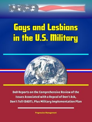 cover image of Gays and Lesbians in the U.S. Military