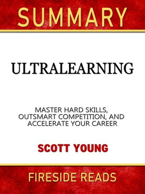 cover image of Summary of Ultralearning