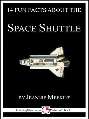 cover image of 14 Fun Facts About the Space Shuttle