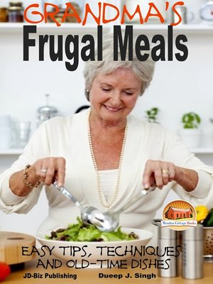 cover image of Grandma's Frugal Meals