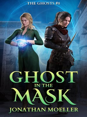 cover image of Ghost in the Mask