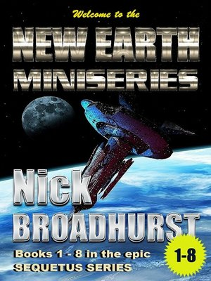 cover image of New Earth Miniseries