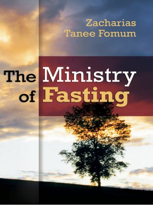 cover image of The Ministry of Fasting