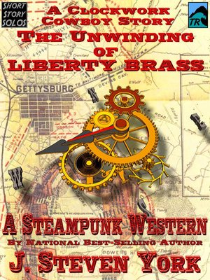 cover image of The Unwinding of Liberty Brass