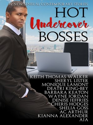 cover image of Hot Undercover Bosses