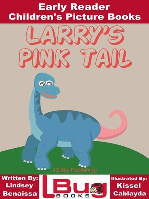 cover image of Larry's Pink Tail