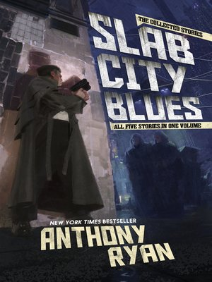 cover image of Slab City Blues