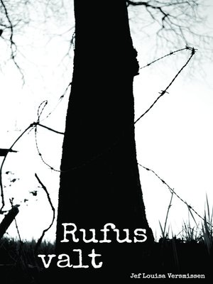cover image of Rufus valt