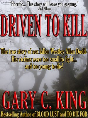 cover image of Driven to Kill