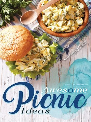cover image of Awesome Picnic Ideas