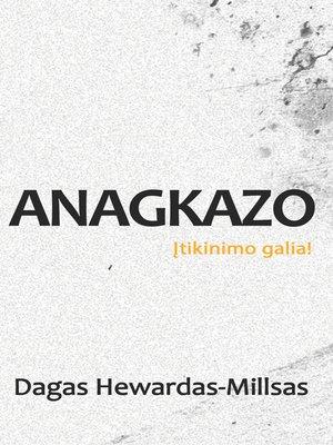 cover image of Anagkazo (Antrasis leidimas)