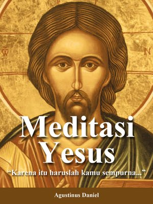 cover image of Meditasi Yesus