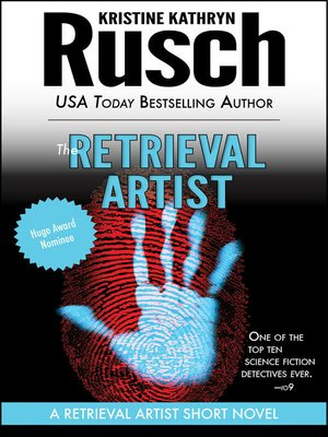 cover image of The Retrieval Artist