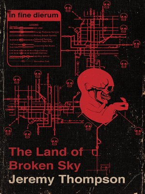 cover image of The Land of Broken Sky