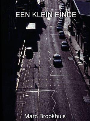 cover image of Een Klein Einde