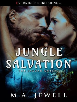 cover image of Jungle Salvation