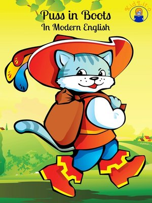 cover image of Puss in Boots In Modern English (Translated)