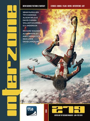 cover image of Interzone #279 (January-February 2019)