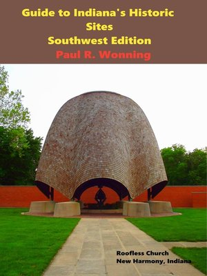 cover image of Guide to Indiana's Historic Sites