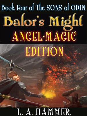 cover image of Book Four of the Sons of Odin; Balor's Might